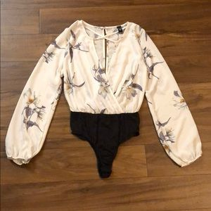 Windsor bodysuit